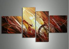 Oil Painting 492 - 52 x 28in