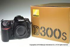 NIKON D300S 12.3MP Digital SLR Camera Body Excellent+ #Nikon