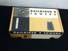 YAKIMA Railrider 2 Towers Part # 0202 New Old Stock - $41.14 - http://www.carbonframebikes.com/us/New-Yakima-Railrider-2.html