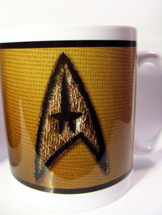 Star Trek Original Series TOS Kirk Mug  $19.