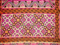 Tausag | PHILIPPINE TEXTILE Ethnic Patterns, Textile Patterns, Print Patterns, Textiles, Philippine Fashion, Textile Logo, Modern Fabric, History Facts, Fashion Prints