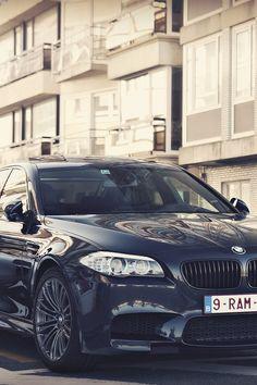 #M5 BMW