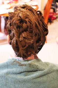 Henna hair. Worth it.