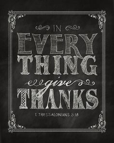 FREE printable. Pomp and Circumstance: A thankful heart.