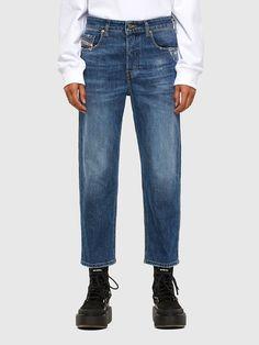 Jeans Diesel Diesel, Mom Jeans, Fashion, Clothes Women, Loafers & Slip Ons, Vestidos, Blouses, Diesel Fuel, Moda