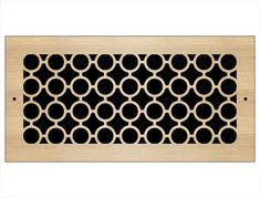 Laser Cut Wood Grilles | Pacific Register Company Laser Cut Wood, Laser Cutting, Wall Vent Covers, Types Of Wood, Finding Yourself, Ceiling, Pattern, Wood Types, Ceilings