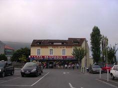 hotel de La Gare Stazione