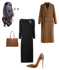 """""""Work"""" by cgraham1 on Polyvore featuring Isabel Marant, Christian Louboutin, MICHAEL Michael Kors and Accessorize"""