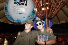 HAB ACHT...  #EXAKT #VODKA #EXAKTVODKA #PARTY Vodka Mixes, Drinks, Gallery, Party, Drinking, Beverages, Roof Rack, Drink, Receptions
