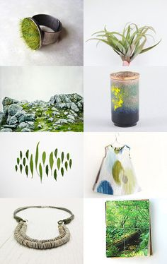 Green by twomoons on Etsy--Pinned with TreasuryPin.com