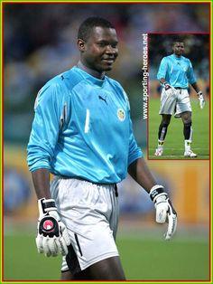Tony Sylva - Senegal - Coupe d'Afrique des Nations 2006