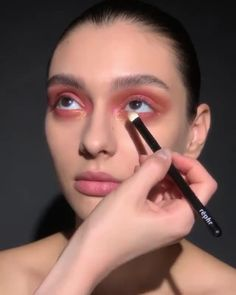 PAT McGRATH LABS | Pink Makeup Tutorial Video⚡⚡Add 'SHOCKWAVE' to lid, thru crease & lower lashes. 'BRONZE SOLARIS 005' damp with Mehron Mixing Liquid to socket, crease & inner 3rd of lower lashes. IntensifEYES Artistry Wand to lid & 'COSMIC BLOOM' to lid & corner. 'ASTRAL VENUSIAN ORCHID' to corners. Line lips with 'COSMIC VIBES' PermaGel Ultra Lip Pencil, add 'DIVINE NUDE' LiquiLUST & 'BRONZE SOLARIS 005'. Add 'DESERT ORCHID' #DivineBlush to cheeks⚡⚡SHOP now PATMcGRATH.COM.