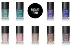 Budget Find // CoverGirl Outlast Stay Brilliant Nail Gloss // $4.99