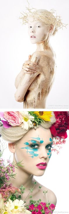Beauty Photography by Geoffrey Jones | Inspiration Grid | Design Inspiration