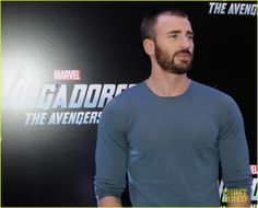 Chris Evans: 'The Avengers' Rock in Rio