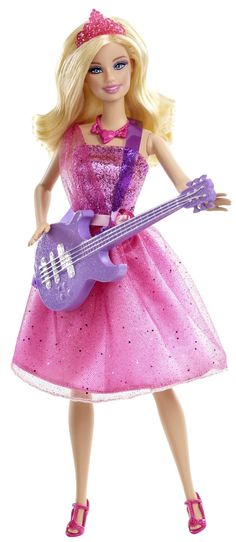 Barbie The Princess and The Popstar Fashion Tori