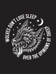 Wolves / Sheep
