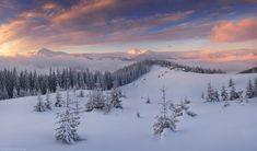 Winter Fairy. Carpathians, Ukraine, Photos by Alexander Kotenko