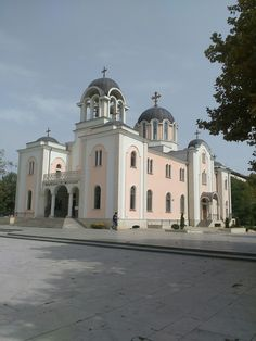 Lovech (Bulgaria) cathedral