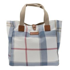 Barbour Tartan Tote Summer Dress Tartan Bag...naylors.com
