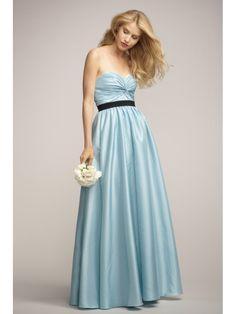A-line Sweetheart Floor-Length Wedding Party / Bridesmaid Dresses
