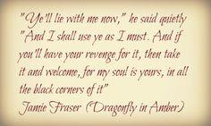 Jamie Fraser ~ Diana Gabaldon's Outlander