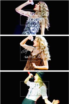 Been to the last two! I really wanted to go to Fearless.... Gosh Tay why you gotta be so popular?!