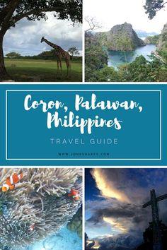 Coron, Palawan, Philippines travel guide