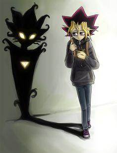 yu-gi-oh: my shadow friend by morimori-mori.deviantart.com on @deviantART