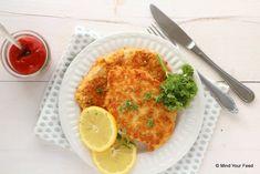 Wiener schnitzel - glutenvrij - Mind Your Feed