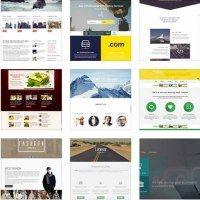 Best Free Responsive HTML5 CSS3 Website Templates 2014