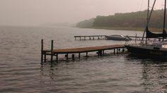 Selenter See im Morgennebel