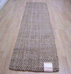 Jute Rugs And Runners In Natural A Collection Of Eco Friendly Rugats With An Anti Slip Latex Backing The Rug Retailer Cheshire