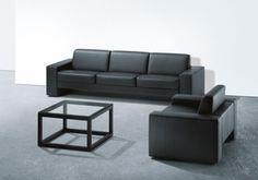 Lounge Attesa - girsberger, Lounge Möbel für Foyer und Büro