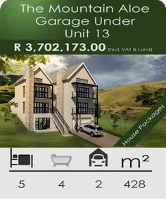 Vulintaba | House Packages Packaging, The Unit, Mansions, House Styles, Places, Home Decor, Decoration Home, Room Decor, Fancy Houses