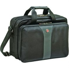Wenger 14.1 Legacy Top Load Double Gusset Notebook Case - product - Product Review