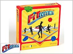 Fitivities is giving away a Fitivities Game during our 2015 New Year Celebration giveaway. Value: $39.99 -  Find out more about Fitivities @ http://www.fitivities.com/   For a chance to win this awesome game from Fitivities, enter @ www.christianhomeschoolhub.com/