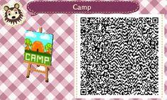 Camp sign : source