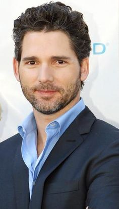 Eric Bana. He should have been cast as Christian Grey, but he's just not 25 anymore. I LOOOOVE him.