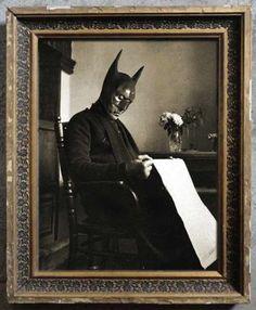 Batman is just excellent, in any scenario.