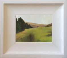 Maria Levinge is a contemporary Irish landscape painter, noted for her intimate, small scale Irish landscape paintings. Irish Landscape, Landscape Paintings, Oil, Board, Artist, Artists, Landscape, Landscape Drawings, Planks