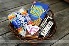 S'more Lovin'- perfect for National S'more Day on August 10th!