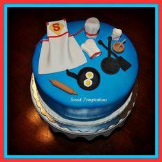 Super Chef Cake