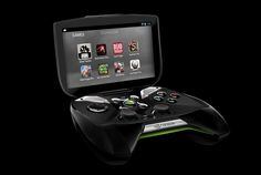 Nvidia announces Project Shield handheld gaming system with 5-inch multitouch display, available in Q2 of this year