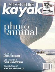 Adventure Kayak subscription