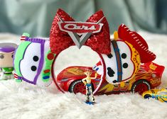 I saw a Fiat Buzz Lightyear car the other day, and 2 days ago I saw Cars Land in Buzz/Woody costumes, my heart couldn't take no more… Disney Diy, Disney Cars, Diy Disney Ears, Disney Mickey Ears, Mickey Mouse, Disney Ideas, Disney Cruise, Buzz Lightyear, Google Drive