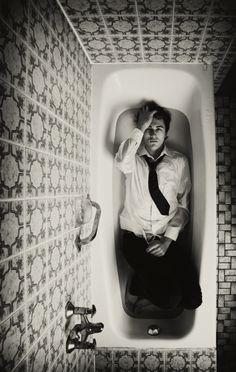 Les portraits en noir et blanc de Martin Waldbauer
