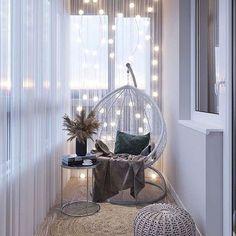 Home decor homedecor Room Design Bedroom, Home Room Design, Diy Bedroom Decor, House Design, Home Decor, Design Design, Wall Decor, Small Balcony Decor, Apartment Balcony Decorating