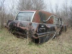 1957 Cadillac Hearse