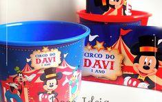 Kit Cinema – Circus of Mickey at Circo Do Mickey, Cinema, Coffee Cans, Bernardo, Kit, Lucca, Disney, Cellophane Gift Bags, Atelier